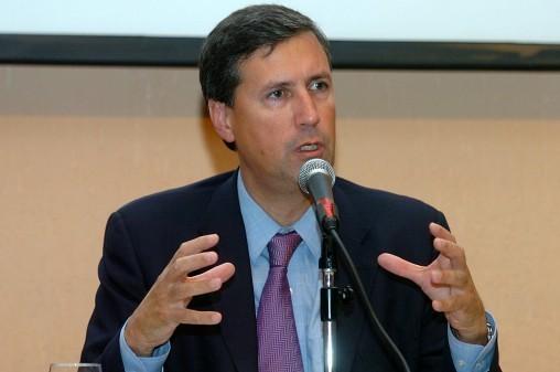 Pedro Dallari no debate Rio + 20. Foto: Cecília Bastos/Jornal da USP