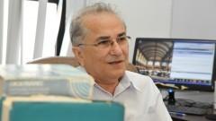 Plínio Martins Filho - Diretor Presidente da  EDUSP.  Foto: Cecília Bastos/Jornal da USP
