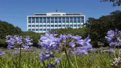 Campus da Cidade Universitária no Butantã. Prédio da Reitoria. 2016/12/06 Foto: Marcos Santos/USP Imagens
