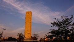 Praça do relógio. Foto: Cecília Bastos/USP Imagem