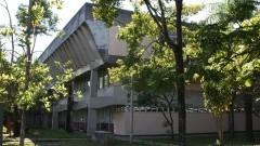 Fachada do prédio do Instituto de Matemática e Estatística. Foto: Marcos Santos/ USP Imagens