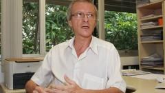 Prof. Dr. Victor de Oliveira Rivelles do Instituto de Física (IF) da USP. Foto: Marcos Santos/USP Imagens