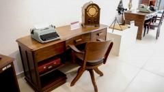 Rádio K-60 Musaphonic de 1934. Museu de Computação Professor Odelar Leite Linhares. 2017/10/05 Foto Marcos Santos/USP Imagens