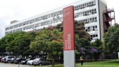 Fachada do prédio da Administração Central da USP. Foto: Marcos Santos/USP Imagens