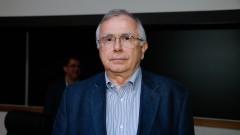 Ricardo Ribeiro Terra. Candidato a Reitor. USP: Autonomia com soluções inovadoras.   2017/10/05 Foto Marcos Santos/USP Imagens