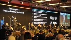 Conferência das Nações Unidas sobre Desenvolvimento Sustentável. Foto: Cecilia Bastos/Jornal da USP