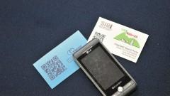 Cúpula da Terra Rio+20. Aplicativo para celular. Foto: Cecília Bastos/Jornal da USP