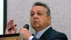 Roberto Rodrigues no encontro sobre Agroenergia na USP. Foto: Cecília Bastos/Jornal da USP