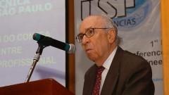 Rui Carlos Camargo Vieira, 1ª Conference on Engineering. Foto: Francisco Emolo/Jornal da USP.