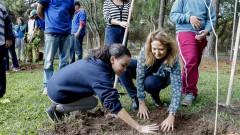 Patrícia Faga Iglecias Lemos. SGA - Superintendência de Gestão Ambiental. Semana do Meio Ambiente. 2017/06/09 Foto: Marcos Santos/USP Imagens