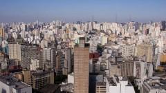 São Paulo vista de cima. Foto: Marcos Santos/USP Imagens