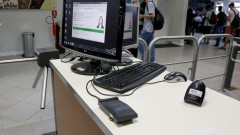 Superintendência de Assistência Social (SAS). Sistema de Controle de Créditos nos Restaurantes. Rucard. 2017/08/29 Foto Marcos Santos/USP Imagens
