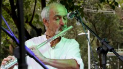 Toninho Carrasqueira e Grupo. Show 40 anos da Rádio USP. 2017/10/11 Foto: Marcos Santos/USP Imagens