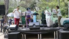 Show 40 anos da Rádio USP. Toninho Carrasqueira e Grupo