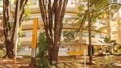 Fachada da Faculdade de Odontologia de Ribeirão Preto - FORP - USP