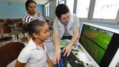 Virada Científica agita os oito campi da USP com atividades que, nos dias 17 e 18 de outubro, mostraram aos participantes um pouco do que a Universidade pesquisa e produz. Foto Marcos Santos/USP Imagens
