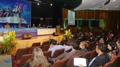 XI Congresso Brasileiro do Ministério Público de Meio Ambiente, evento realizado de 3 a 5 de agosto no Centro de Convenções  Anhembi em São Paulo. Foto: Cecília Bastos/Jornal da USP