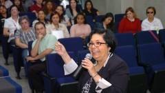 Participantes do Seminário Internacional Filosofia e Educação - Universidade. Foto: Cecília Bastos/Jornal da USP