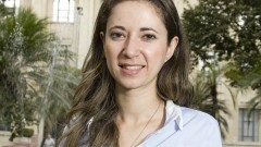 Aline Martins de Carvalho - Nutricionista. Foto: Marcos Santos/USP Imagens