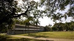 Prédio da ECA- Escola de Comunicações e Artes. Foto: Marcos Santos/USP Imagens