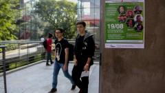 Jornada Eleitoral - Debate com os candidatos a prefeitura de São Paulo. foto Cecília Bastos/Usp Imagem