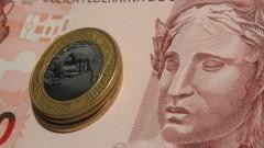 Notas e moedas de real. Foto: Marcos Santos/USP Imagens