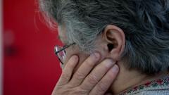 Pessoa com dor de ouvido - foto Cecília Bastos/Usp Imagens