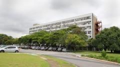 Prédio da Administração Central. Foto: Marcos Santos/USP Imagens