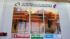 Vista interna do Centro de Hemoterapia de Ribeirão Preto. Foto:Marcos Santos/USP imagens