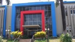 Fachada do Centro de Hemoterapia de Ribeirão Preto. Foto:Marcos Santos/USP imagens