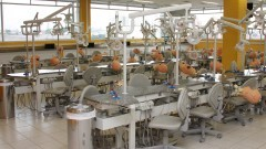 Laboratório da Faculdade de Odontologia