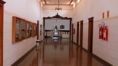 Interior do prédio Central da FZEA