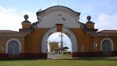 Fachada da entrada da FZEA.