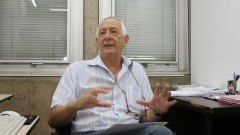 Prof. Dr. Orlando Lopes, do Instituto de Matemática e Estatística. Foto: Marcos Santos/ USP Imagens