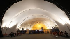 Tenda Cultural Ortega y Gasset I – PRCEU