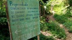 Quilombo da região de Ubatuba, litoral norte de São Paulo. Foto: Marcos Santos/USP Imagens